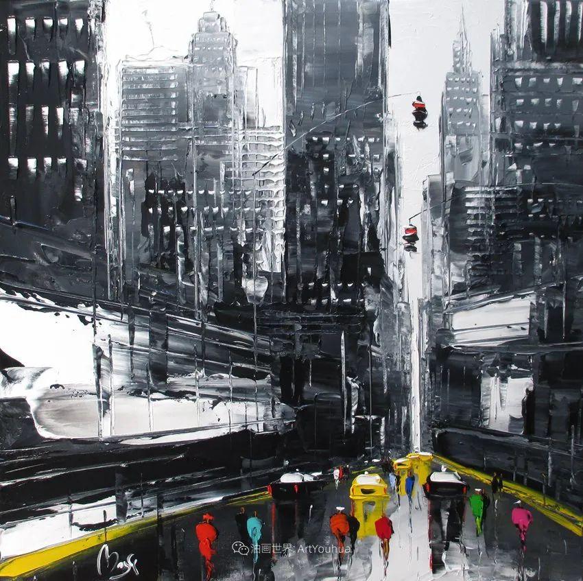 街景篇,法国艺术家Louis Magre作品选(上)插图9