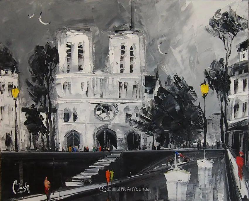 街景篇,法国艺术家Louis Magre作品选(上)插图10