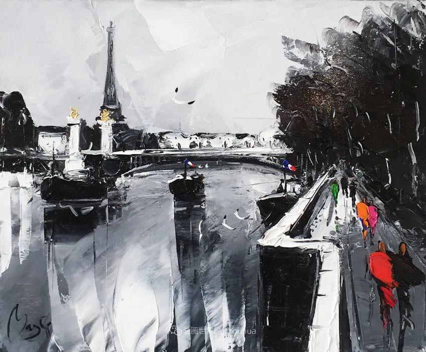 街景篇,法国艺术家Louis Magre作品选(上)插图11
