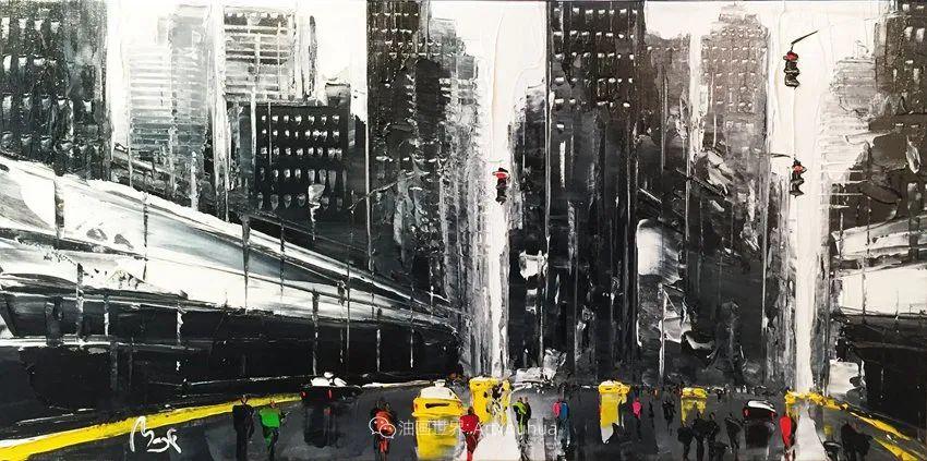街景篇,法国艺术家Louis Magre作品选(上)插图12