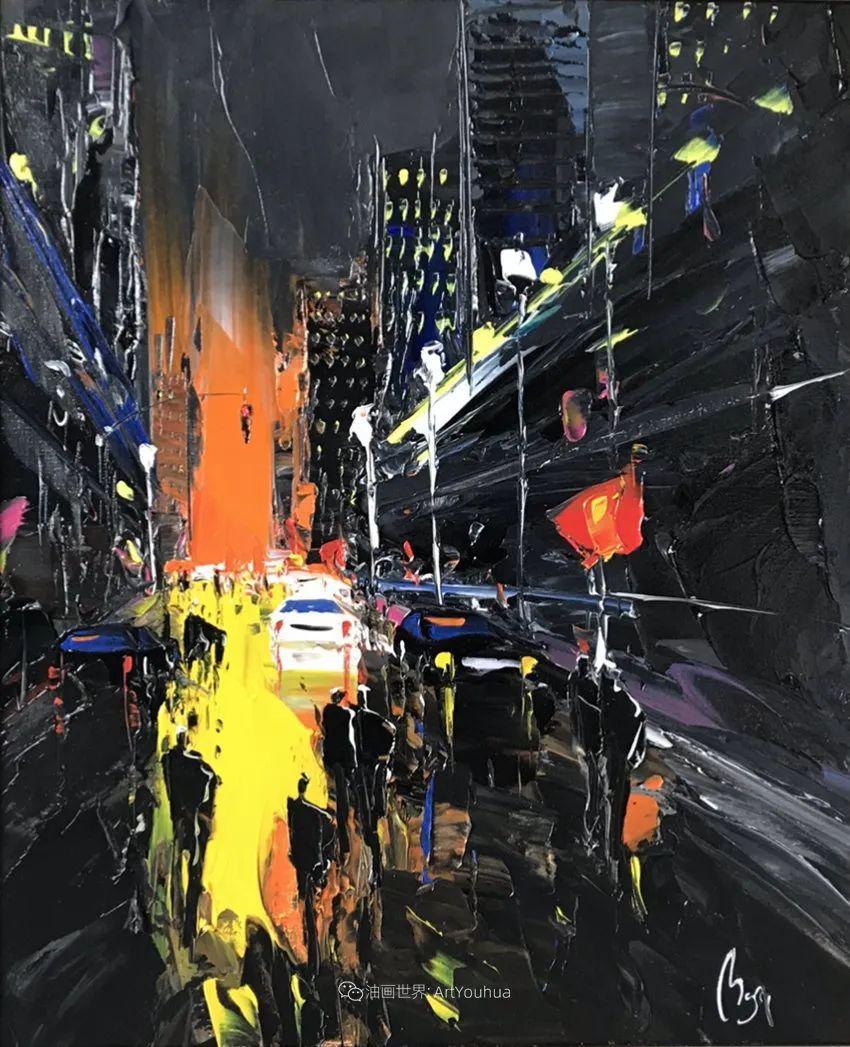 街景篇,法国艺术家Louis Magre作品选(上)插图14