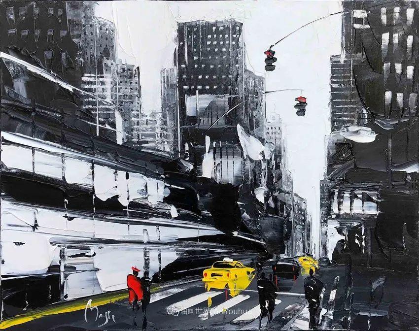 街景篇,法国艺术家Louis Magre作品选(上)插图15