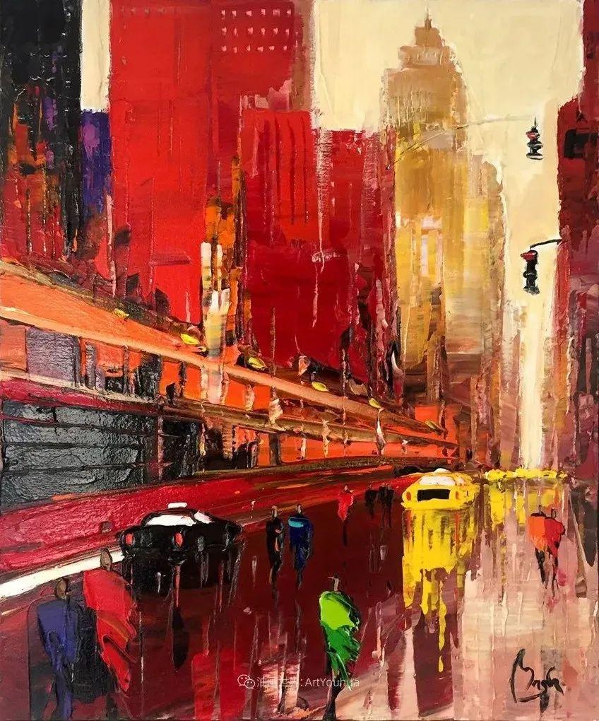 街景篇,法国艺术家Louis Magre作品选(上)插图16