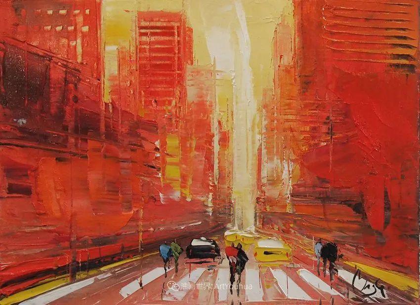 街景篇,法国艺术家Louis Magre作品选(上)插图17