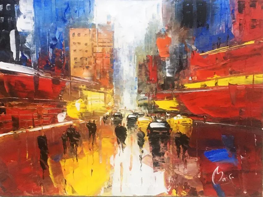 街景篇,法国艺术家Louis Magre作品选(上)插图18