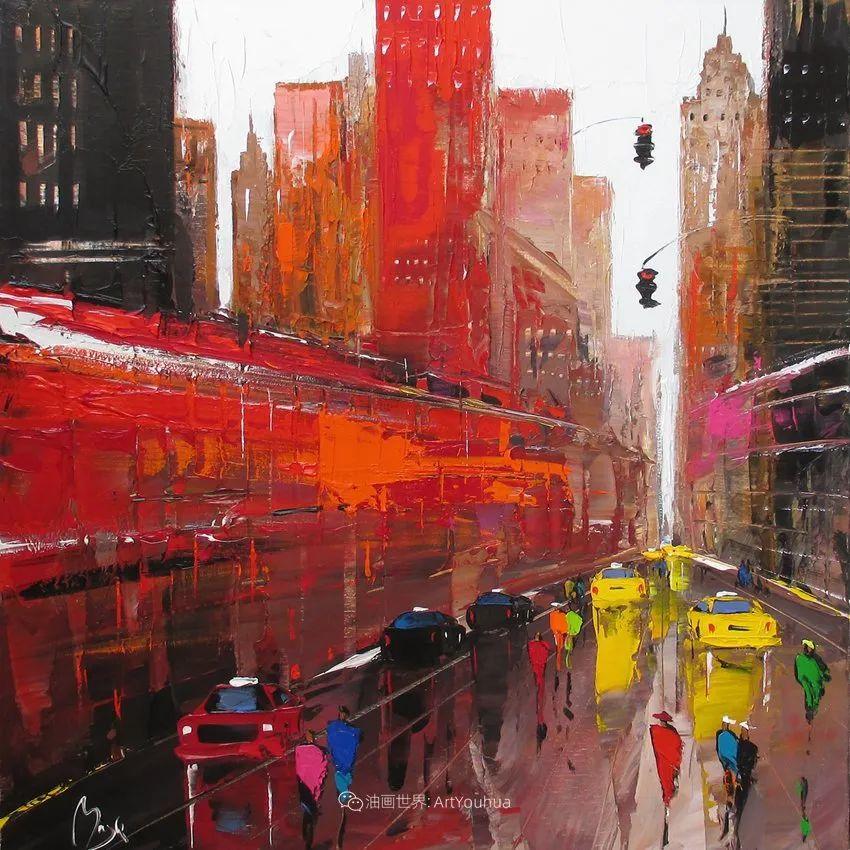 街景篇,法国艺术家Louis Magre作品选(上)插图19