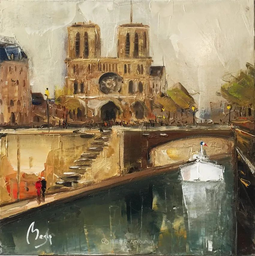 街景篇,法国艺术家Louis Magre作品选(上)插图21