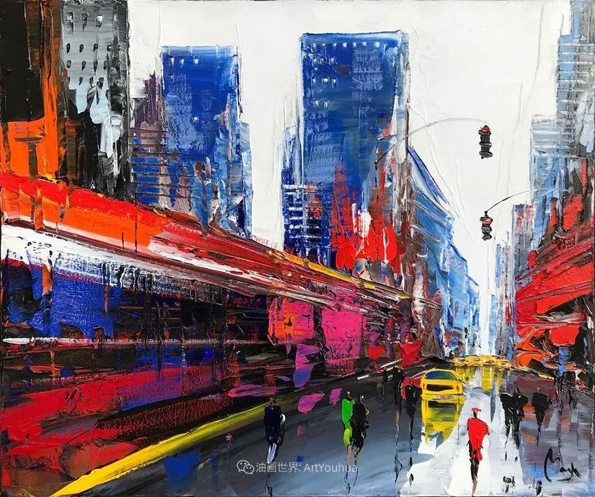 街景篇,法国艺术家Louis Magre作品选(上)插图24