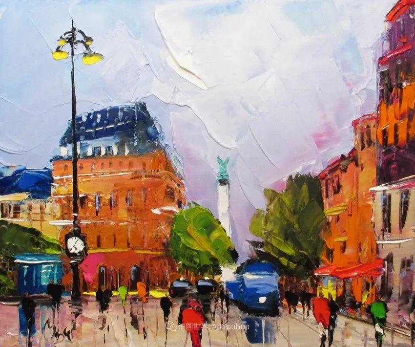 街景篇,法国艺术家Louis Magre作品选(上)插图25