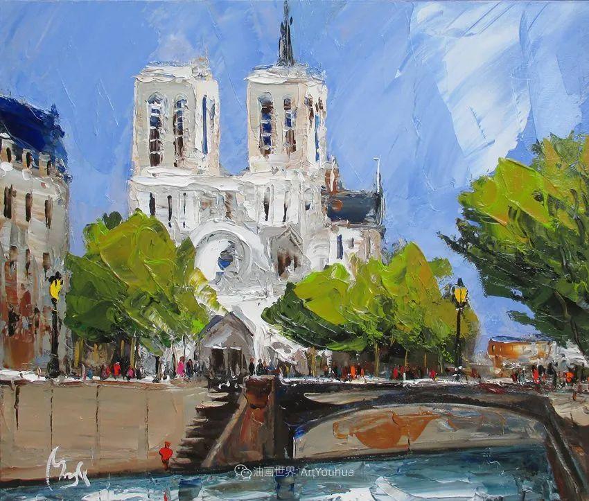 街景篇,法国艺术家Louis Magre作品选(上)插图26