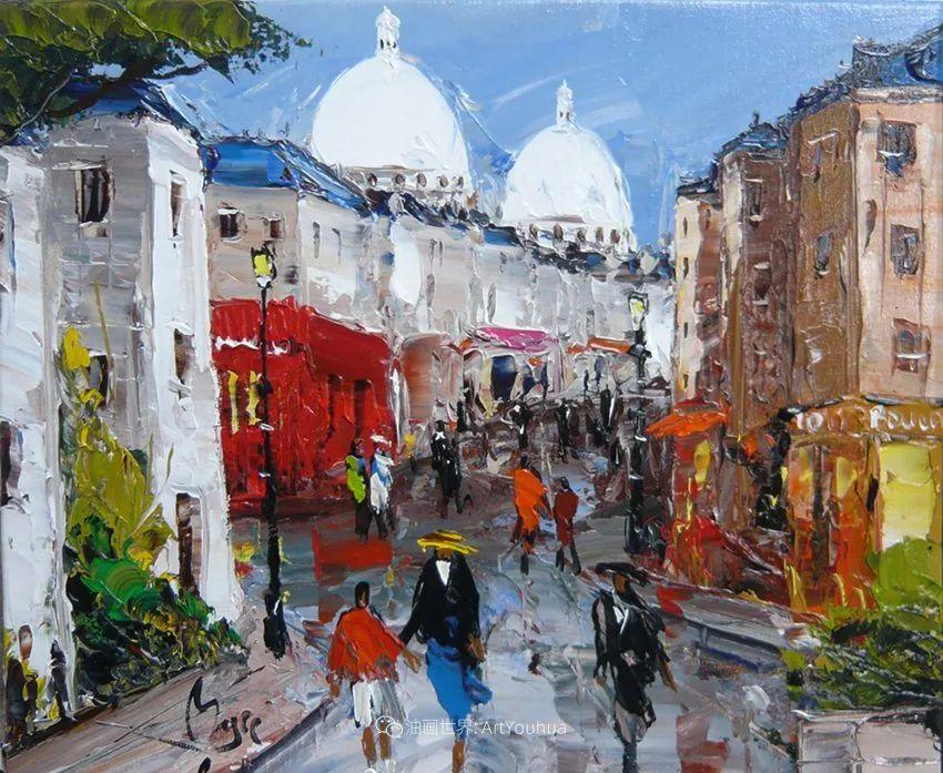 街景篇,法国艺术家Louis Magre作品选(上)插图27