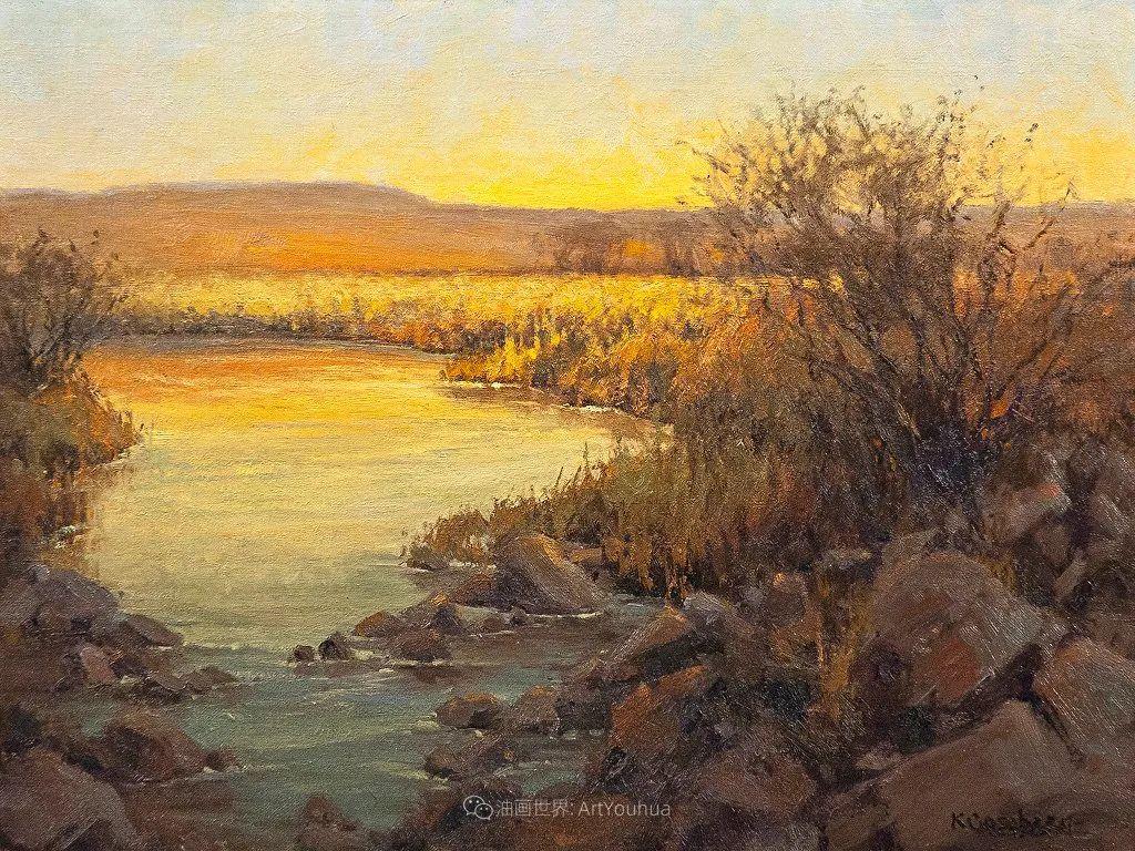 农场长大的女画家,笔下风景堪称一绝!美国Kim Casebeer作品选 (上)插图33