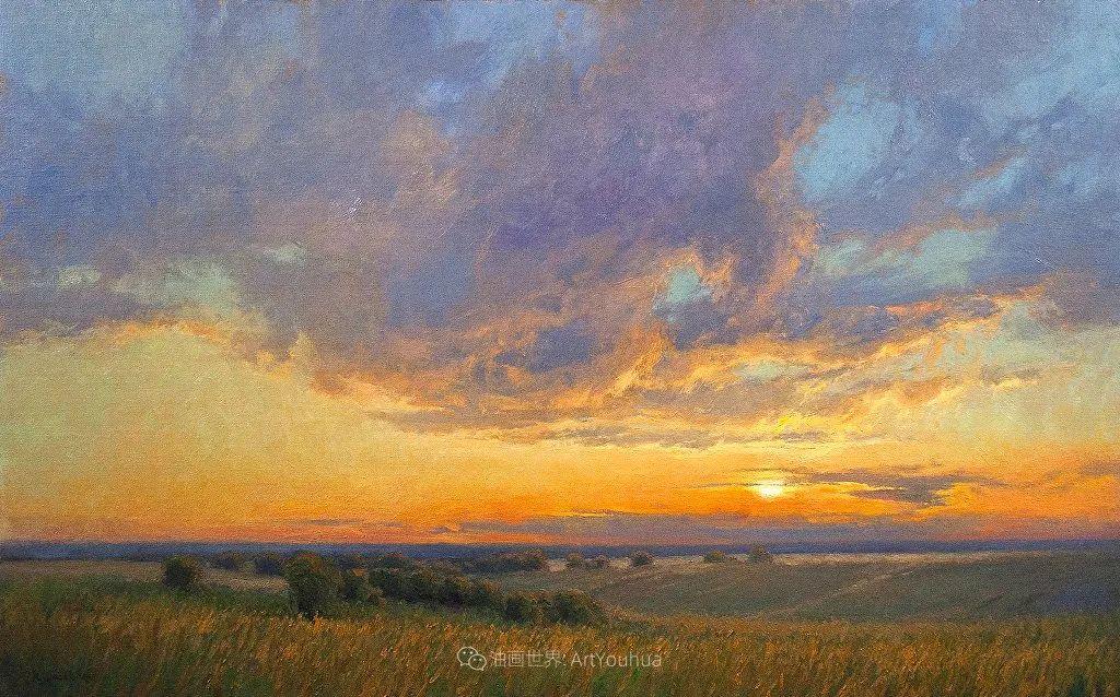 农场长大的女画家,笔下风景堪称一绝!美国Kim Casebeer作品选 (上)插图35