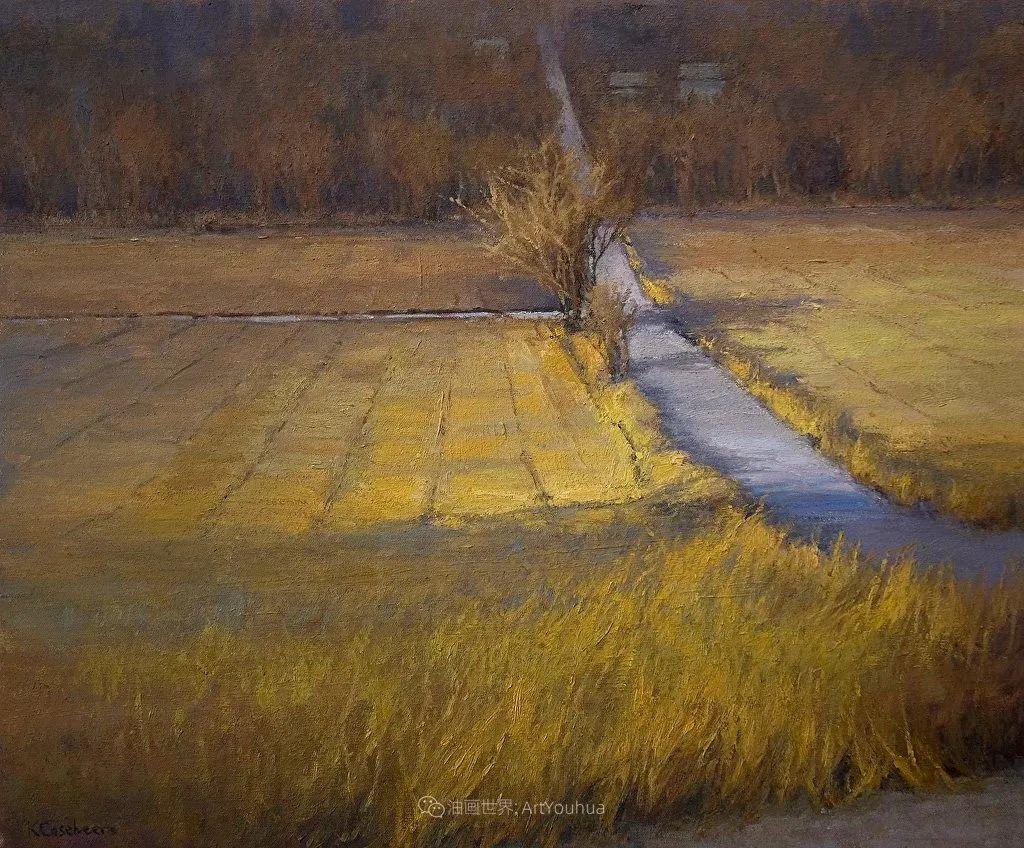 农场长大的女画家,笔下风景堪称一绝!美国Kim Casebeer作品选 (上)插图45