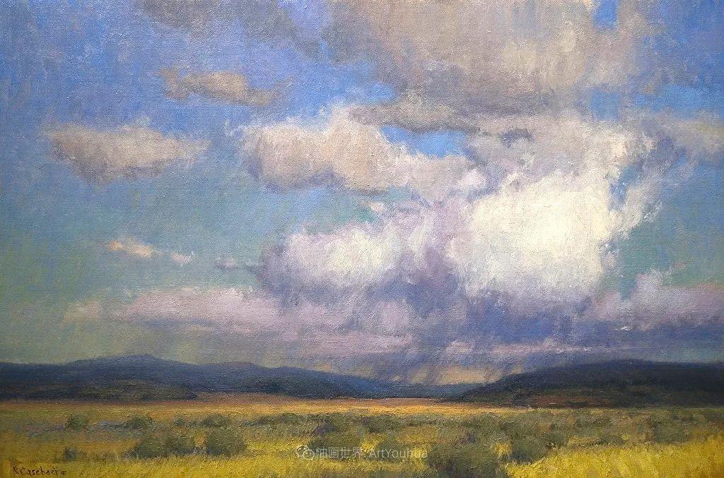 农场长大的女画家,笔下风景堪称一绝!美国Kim Casebeer作品选 (上)插图49