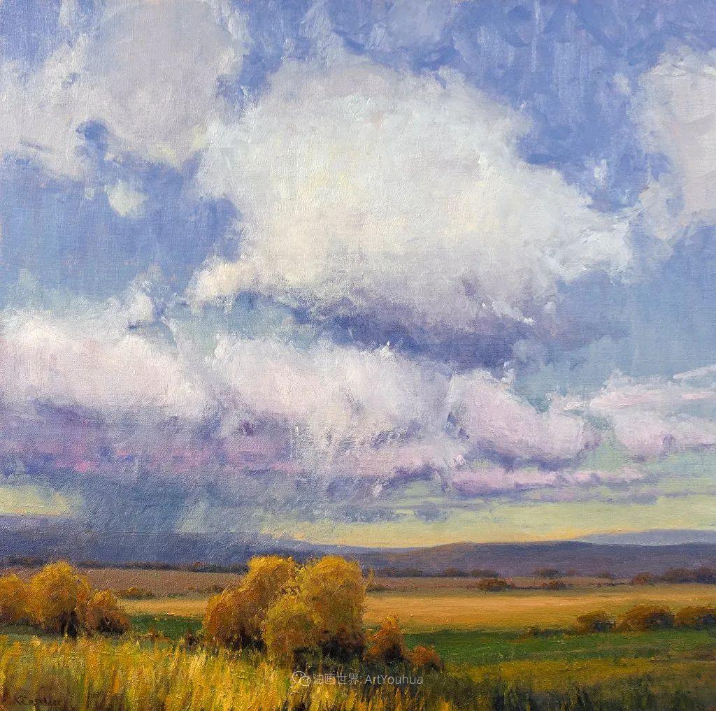 农场长大的女画家,笔下风景堪称一绝!美国Kim Casebeer作品选 (上)插图55
