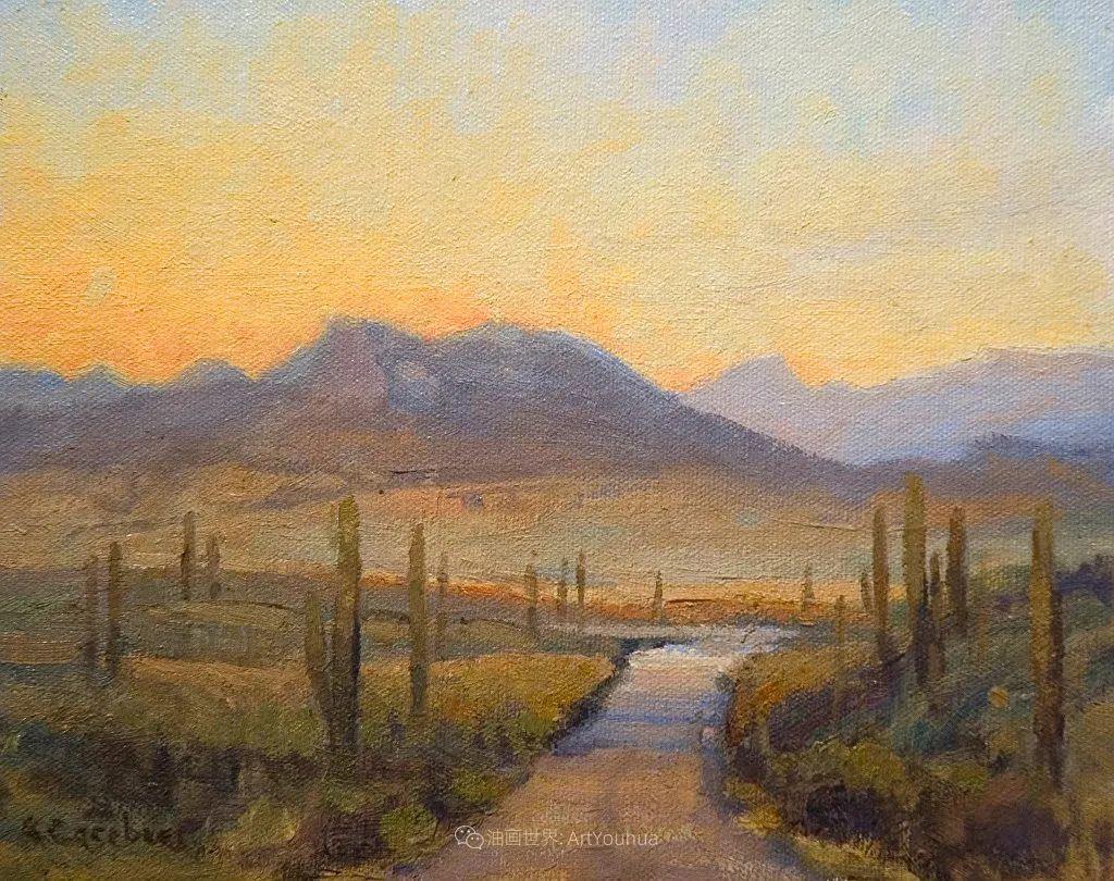 农场长大的女画家,笔下风景堪称一绝!美国Kim Casebeer作品选 (上)插图57