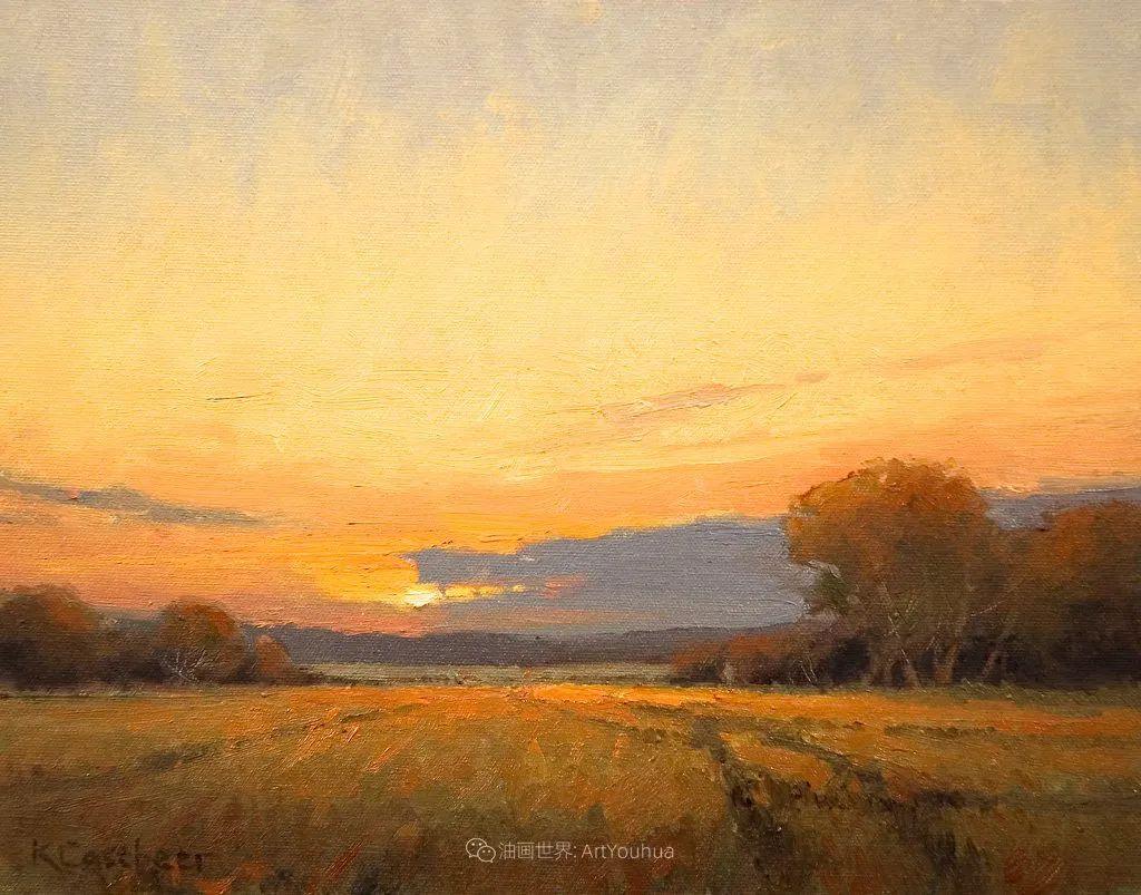 农场长大的女画家,笔下风景堪称一绝!美国Kim Casebeer作品选 (上)插图73