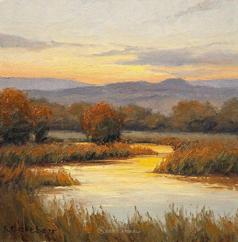 农场长大的女画家,笔下风景堪称一绝!美国Kim Casebeer作品选 (上)插图75