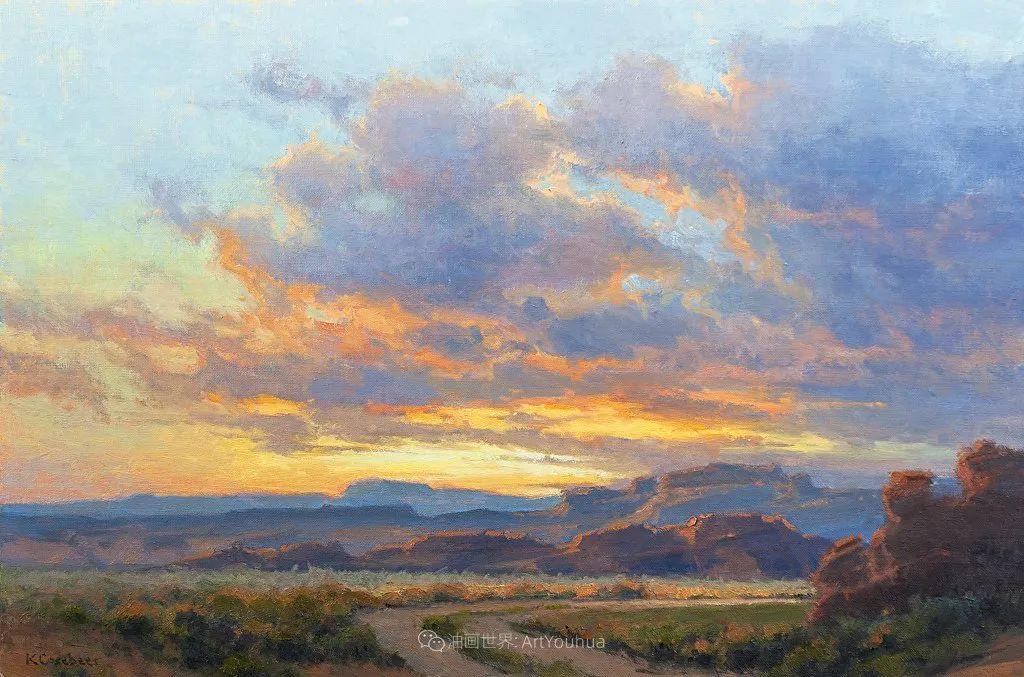 农场长大的女画家,笔下风景堪称一绝!美国Kim Casebeer作品选 (上)插图93