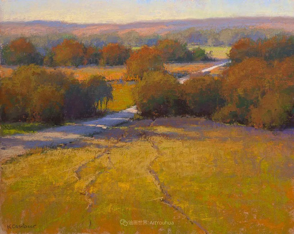 农场长大的女画家,笔下风景堪称一绝!美国Kim Casebeer作品选 (上)插图95