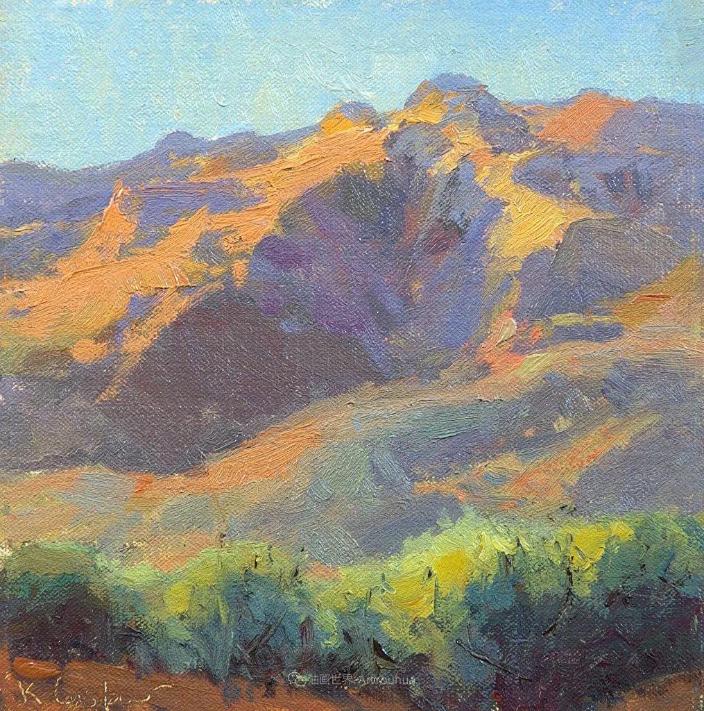 农场长大的女画家,笔下风景堪称一绝!美国Kim Casebeer作品选 (上)插图115