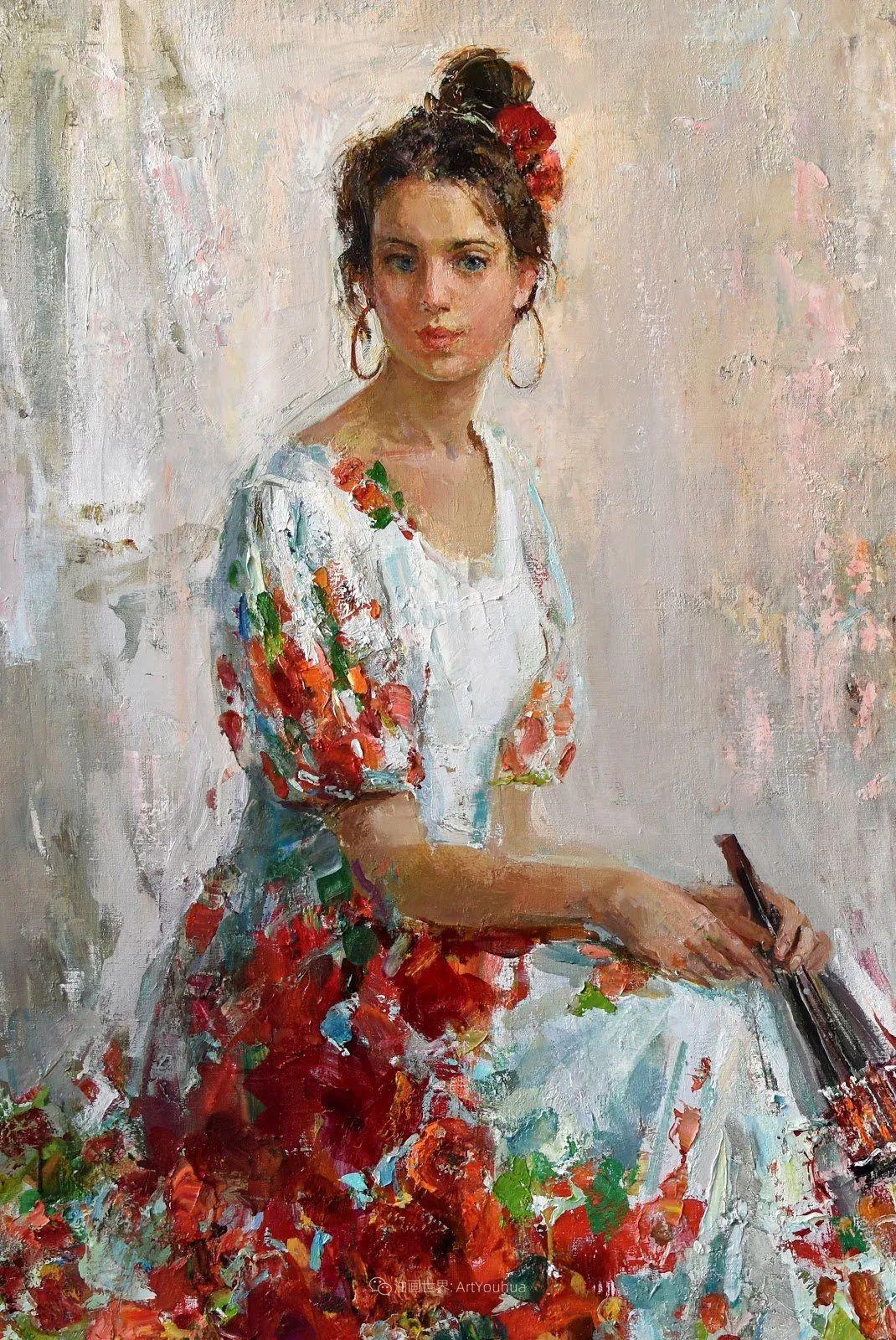 超美的具象油画色彩,俄罗斯青年女画家Anastasiya Matveeva插图7