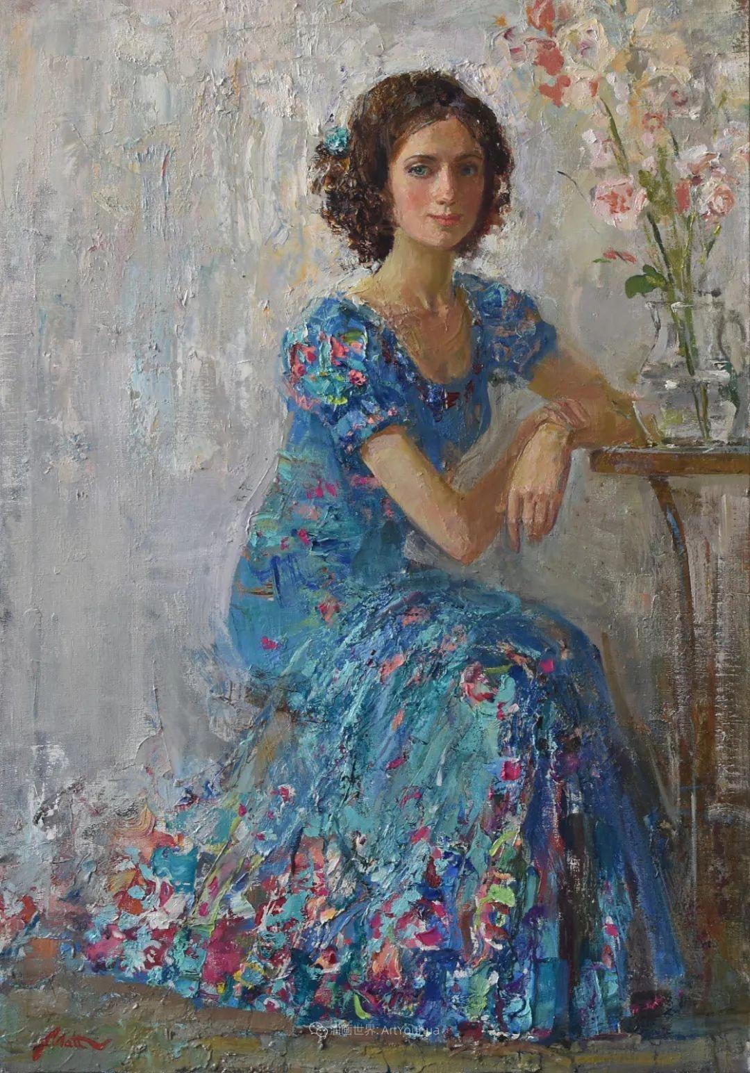 超美的具象油画色彩,俄罗斯青年女画家Anastasiya Matveeva插图9
