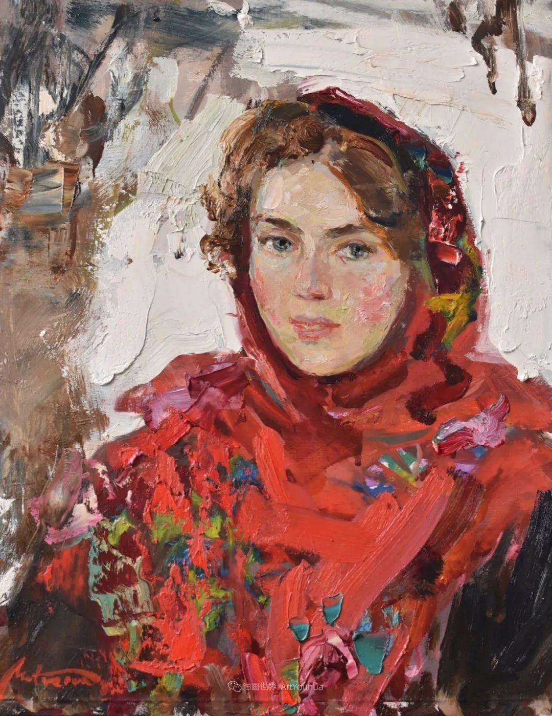 超美的具象油画色彩,俄罗斯青年女画家Anastasiya Matveeva插图21