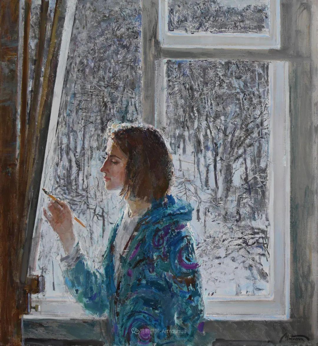 超美的具象油画色彩,俄罗斯青年女画家Anastasiya Matveeva插图27
