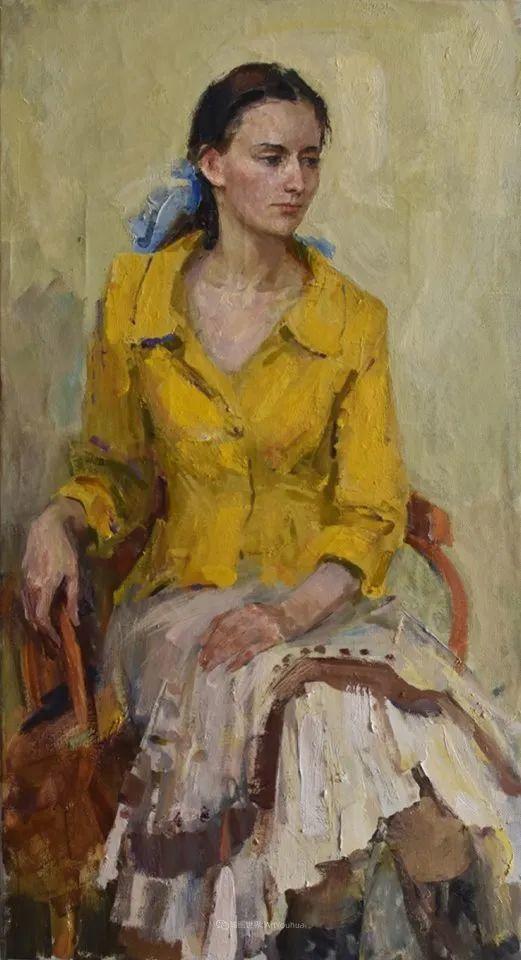 超美的具象油画色彩,俄罗斯青年女画家Anastasiya Matveeva插图31