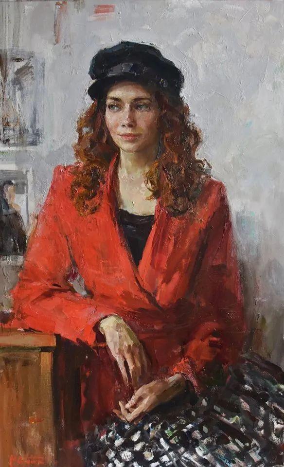 超美的具象油画色彩,俄罗斯青年女画家Anastasiya Matveeva插图33