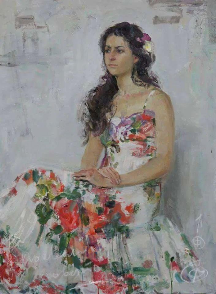 超美的具象油画色彩,俄罗斯青年女画家Anastasiya Matveeva插图35