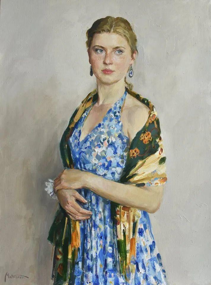 超美的具象油画色彩,俄罗斯青年女画家Anastasiya Matveeva插图37