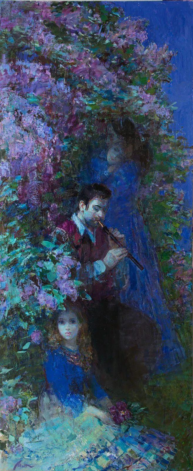 超美的具象油画色彩,俄罗斯青年女画家Anastasiya Matveeva插图39