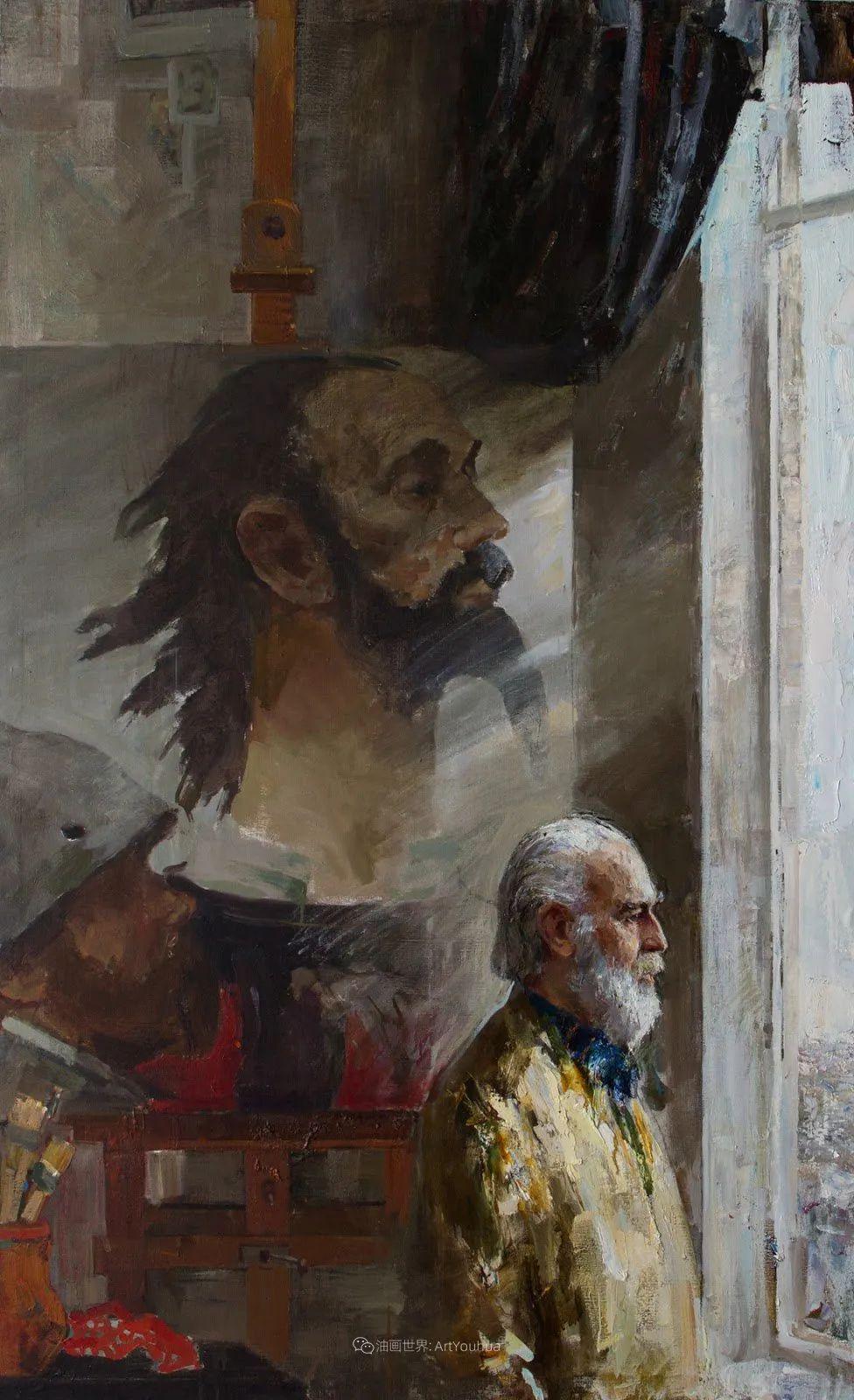 超美的具象油画色彩,俄罗斯青年女画家Anastasiya Matveeva插图45
