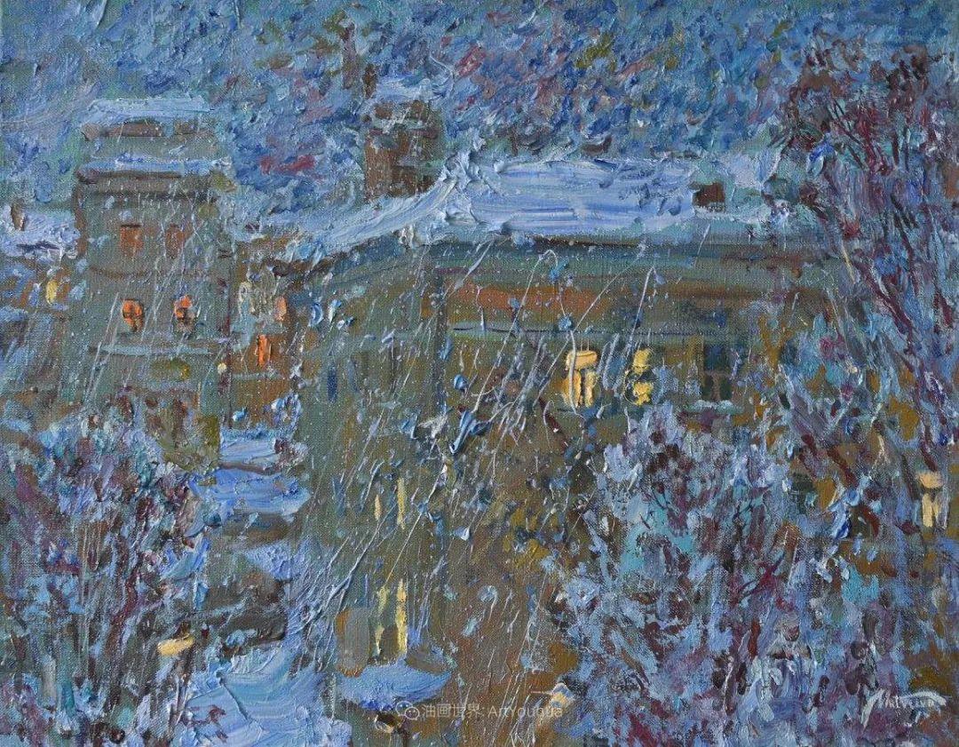 超美的具象油画色彩,俄罗斯青年女画家Anastasiya Matveeva插图51