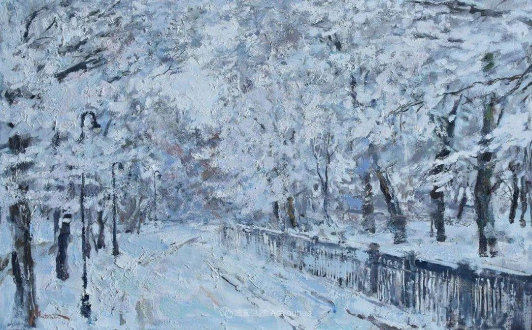 超美的具象油画色彩,俄罗斯青年女画家Anastasiya Matveeva插图57