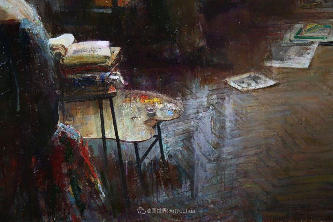 超美的具象油画色彩,俄罗斯青年女画家Anastasiya Matveeva插图63