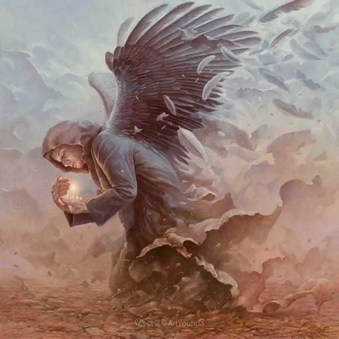 人的本性和宇宙的秘密,波兰艺术家托马斯·艾伦·科珀拉插图6