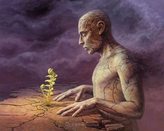 人的本性和宇宙的秘密,波兰艺术家托马斯·艾伦·科珀拉插图8