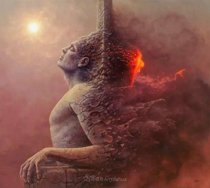 人的本性和宇宙的秘密,波兰艺术家托马斯·艾伦·科珀拉插图11