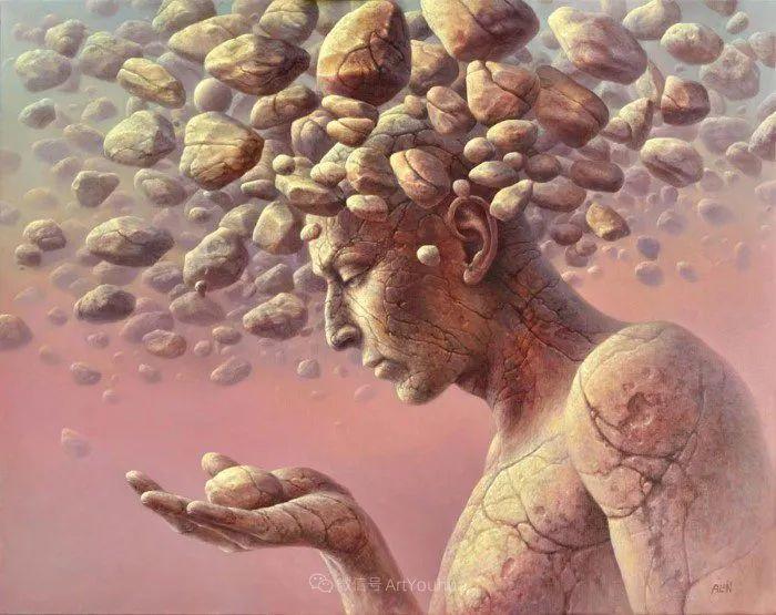 人的本性和宇宙的秘密,波兰艺术家托马斯·艾伦·科珀拉插图13