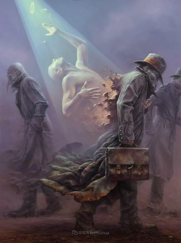 人的本性和宇宙的秘密,波兰艺术家托马斯·艾伦·科珀拉插图17