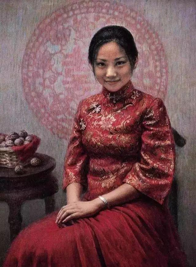 中外油画大师们笔下的女神,气质迷人!插图60