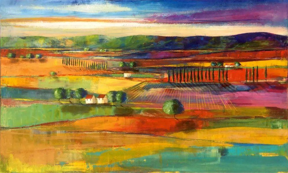 风景篇,南非女艺术家达琳·梅林作品选(中)插图1