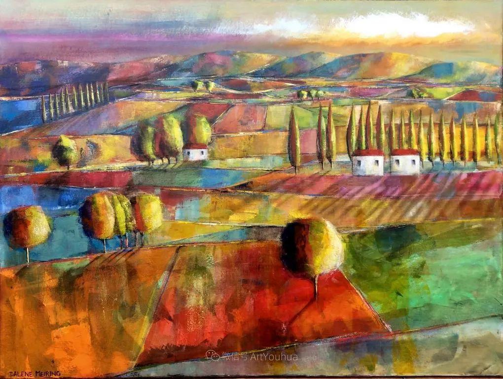 风景篇,南非女艺术家达琳·梅林作品选(中)插图3