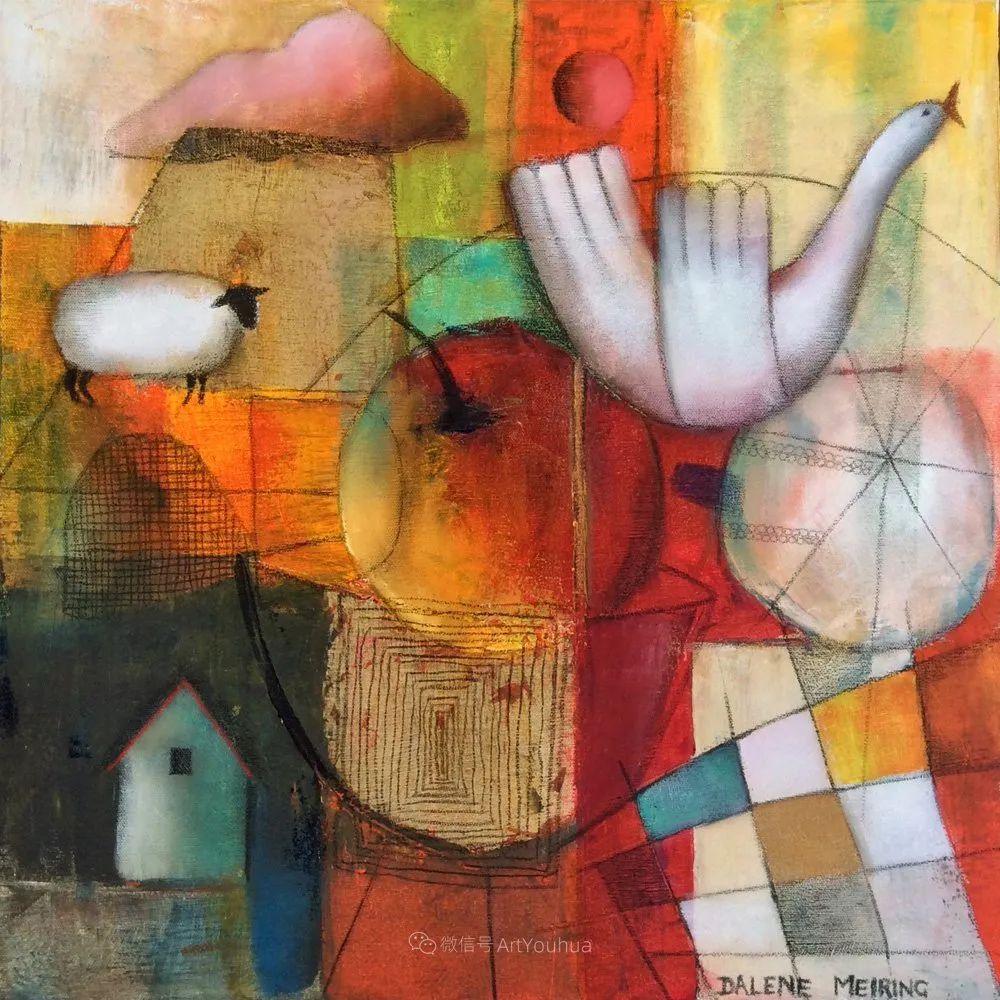 风景篇,南非女艺术家达琳·梅林作品选(中)插图11