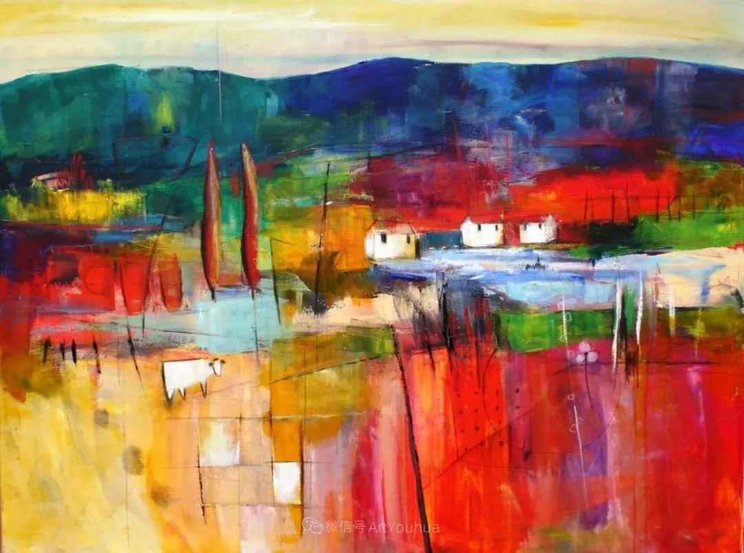 风景篇,南非女艺术家达琳·梅林作品选(中)插图19