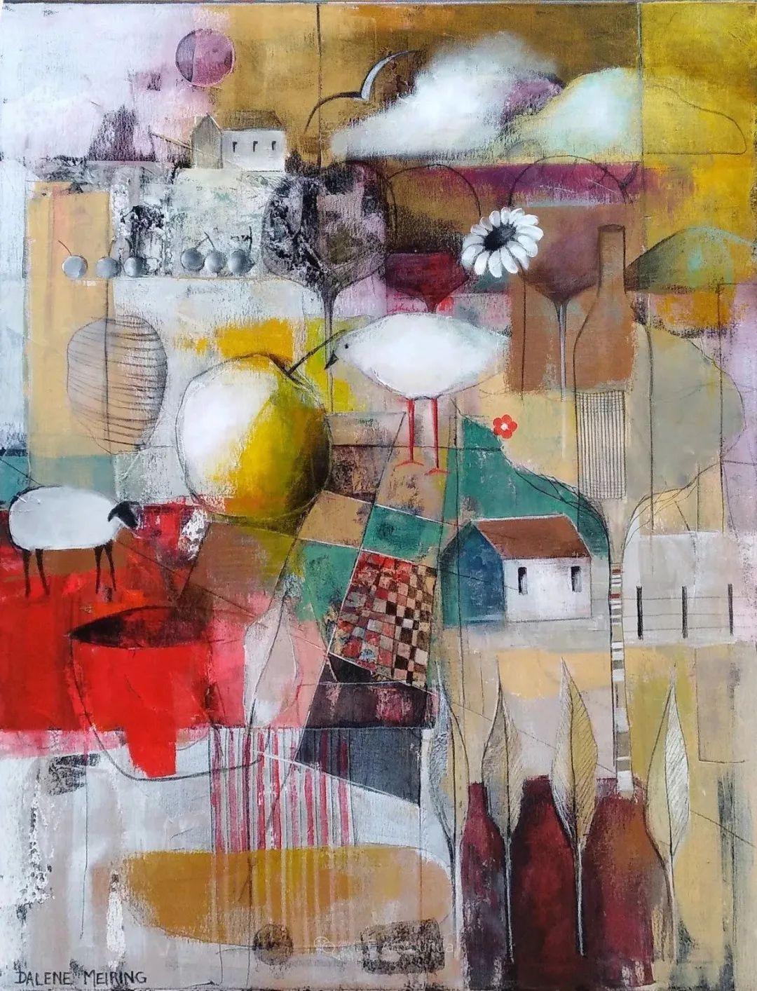 风景篇,南非女艺术家达琳·梅林作品选(中)插图23